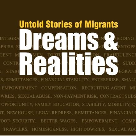 Untold Stories of Migrants Dreams and Realities