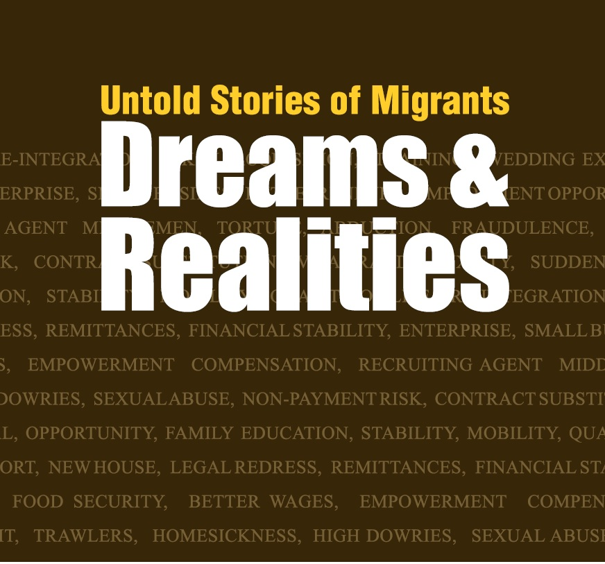Untold Stories of Migrants Dreams and Realities